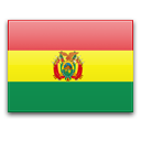 Bolivia, Plurinational State of Flag