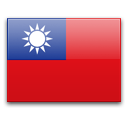 Taiwan, Province of China Flag