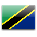 Tanzania, United Republic of Flag