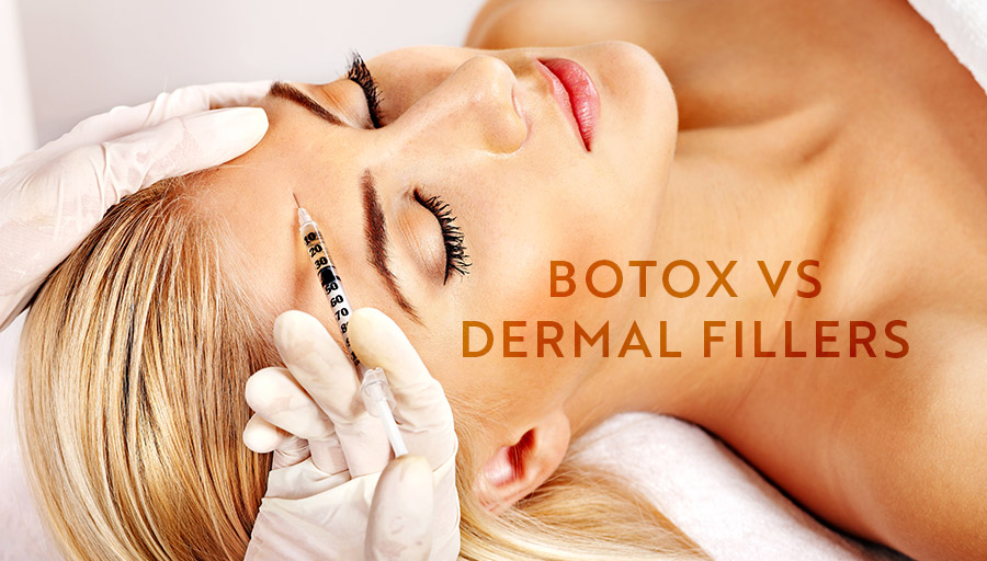Botox Dermal Fillers Difference